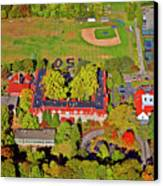 Chestnut Hill Academy 500 West Willow Grove Avenue Canvas Print by Duncan Pearson