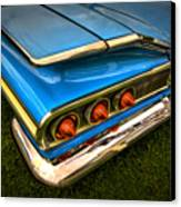 Chev One Canvas Print by Jerry Golab