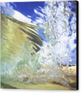 Clear Water Canvas Print by Vince Cavataio - Printscapes