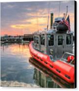 Coast Guard Anacostia Bolling Canvas Print by JC Findley