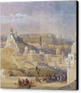 Constantinople Canvas Print by David Roberts
