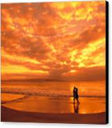 Couples Vacation Canvas Print by Dave Fleetham - Printscapes