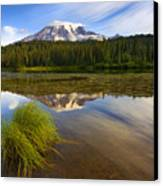 Crystal Clear Canvas Print by Mike  Dawson