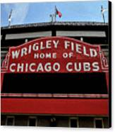 Cub's House Canvas Print by Lyle  Huisken