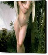 Cupidon Canvas Print by William Adolphe Bouguereau