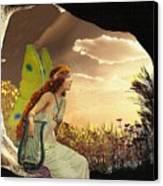 Dawn Canvas Print by Mary Morawska