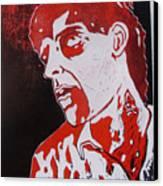 Dawn Of The Dead Print 1 Canvas Print by Sam Hane
