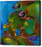 Day Expressing Dawn Canvas Print by Johnathan Harris