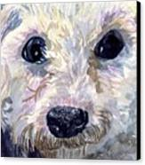 Did You Say Lunch Canvas Print by Sharon E Allen