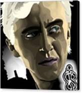 Draco Canvas Print by Lisa Leeman