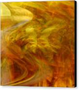 Dreamstate Canvas Print by Linda Sannuti