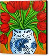 Dutch Delight Canvas Print by Lisa  Lorenz