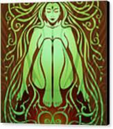Earth Spirit Canvas Print by Cristina McAllister