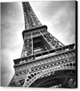 Eiffel Tower Dynamic Canvas Print by Melanie Viola
