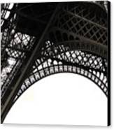 Eiffel Tower Canvas Print by Fion Ngan @ fill in my blanks