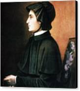Elizabeth Ann Seton Canvas Print by Granger