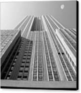Empire State Building Canvas Print by Mike McGlothlen