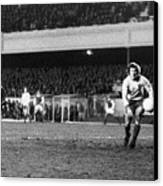 England: Soccer Game, 1972 Canvas Print by Granger