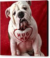 English Bulldog Canvas Print by Garry Gay