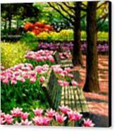 Eternal Spring Canvas Print by John Lautermilch