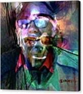 Excedrin Headache 17 Canvas Print by Dean Gleisberg