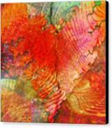 Exhilaration Canvas Print by Barbara Berney