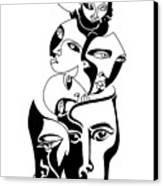 Exposure Canvas Print by Roy Guzman