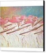 Eyo Festival Canvas Print by Olaoluwa Smith