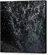 Falling Cavern Cascade Watkins Glen Canvas Print by InTheSane DotCom