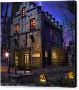 Firefly Inn Canvas Print by Joel Payne