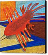 Flight Of The Ancients Canvas Print by Tammy Ishmael - Eizman