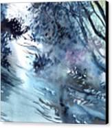 Flooding Canvas Print by Anil Nene