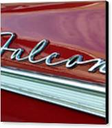 Ford Falcon Canvas Print by David Lee Thompson