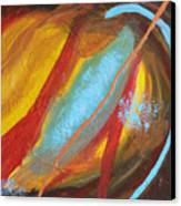 Forgiven Part Two Canvas Print by Jennifer Anderson