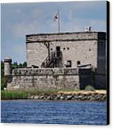 Fort Matanzas Canvas Print by Skip Willits