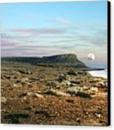 Full Moon Canvas Print by Stelios Kleanthous