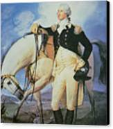 George Washington Canvas Print by John Trumbull