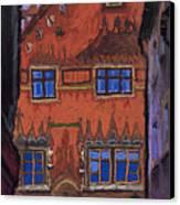Germany Ulm Canvas Print by Yuriy  Shevchuk