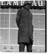 Ghosts Of Lambeau Canvas Print by Tommy Anderson