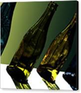 Glassworks Canvas Print by Barbara  White