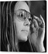 Gloria Steinem B. 1934, Feminist Canvas Print by Everett
