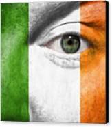 Go Ireland Canvas Print by Semmick Photo