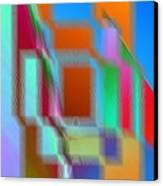 Good Vibrations Canvas Print by Tim Allen