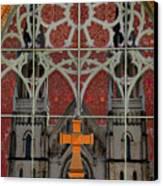 Gothic Church 2 Canvas Print by Scott Hovind