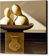 Gourds Still Life II Canvas Print by Kyle Rothenborg - Printscapes