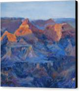 Grand Canyon Study Canvas Print by Billie Colson