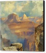 Grand Canyon Canvas Print by Thomas Moran