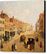 Guildford High Street Canvas Print by English School