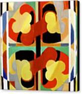 Gyenyameduamframmadan Canvas Print by G Cuffia