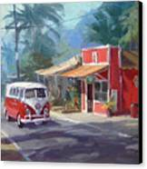 Haleiwa Canvas Print by Richard Robinson